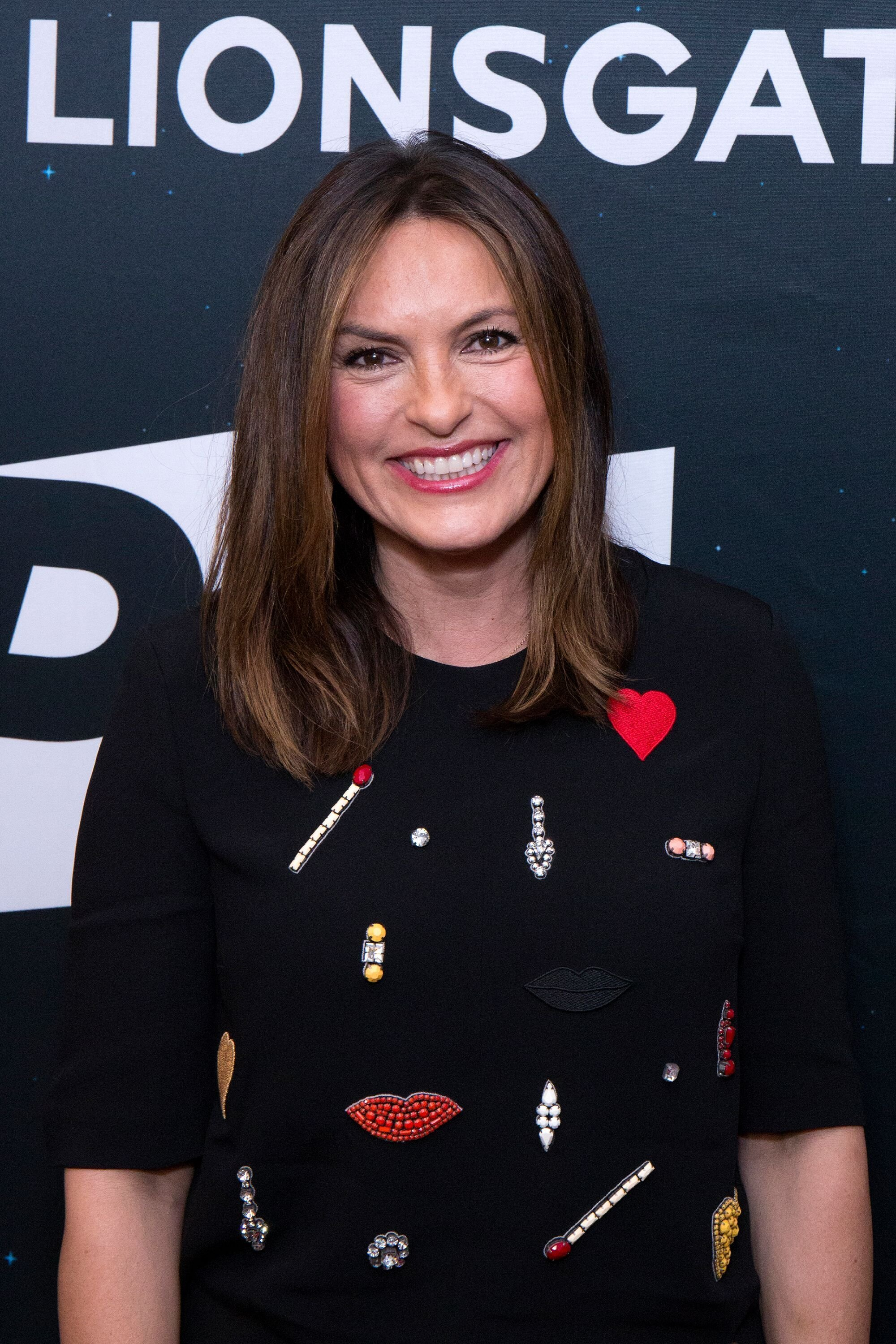 "Mariska Hartigay attends ""Nightcap"" Season 2 New York Premiere Party. 