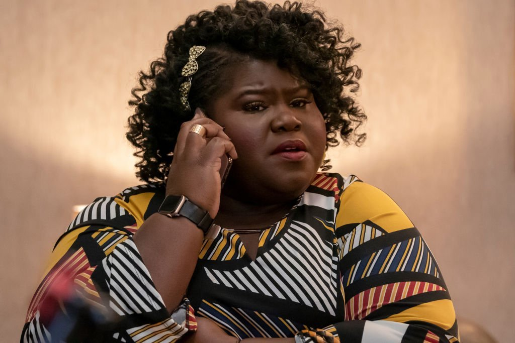 "Gabourey Sidibe in the ""Talk Less"" episode of ""Empire"" which aired in March 2019. 