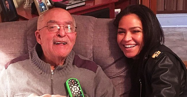 Diddy's Ex Cassie Ventura Mourns Her Dad in an Emotional Post