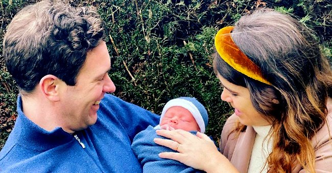 Princess Eugenie Speaks Candidly about Her Hopes for Newborn Son August in a Recent Interview