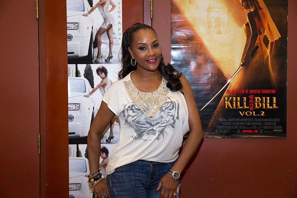 Vivica A. Fox attends HorrorHound Weekend at Marriott Indianapolis on September 6, 2013   Photo: Getty Images