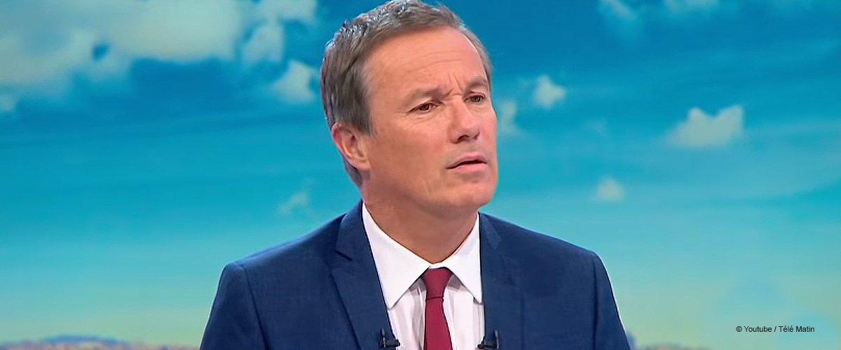 """Nicolas Dupont-Aignan est expulsé de """"C à vous"""" à cause d'insultes agressives à l'encontre de journalistes"""