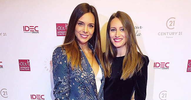 Miss France 2013, Marine Lorphelin, montre sa sœur sur une nouvelle photo à Paris