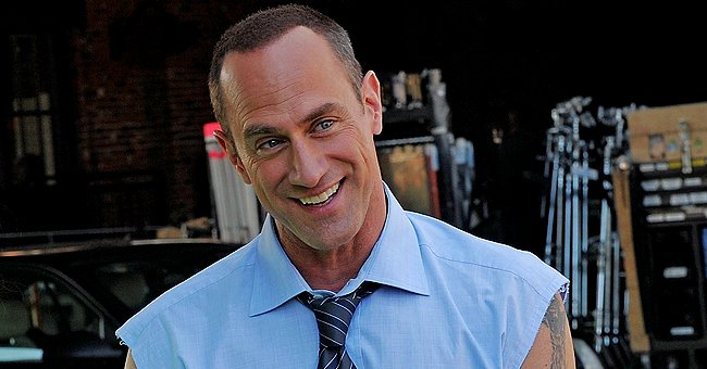 Chris Meloni Teases Fans with a Photo from the Set of 'Law & Order' Spin-off 'Organized Crime'