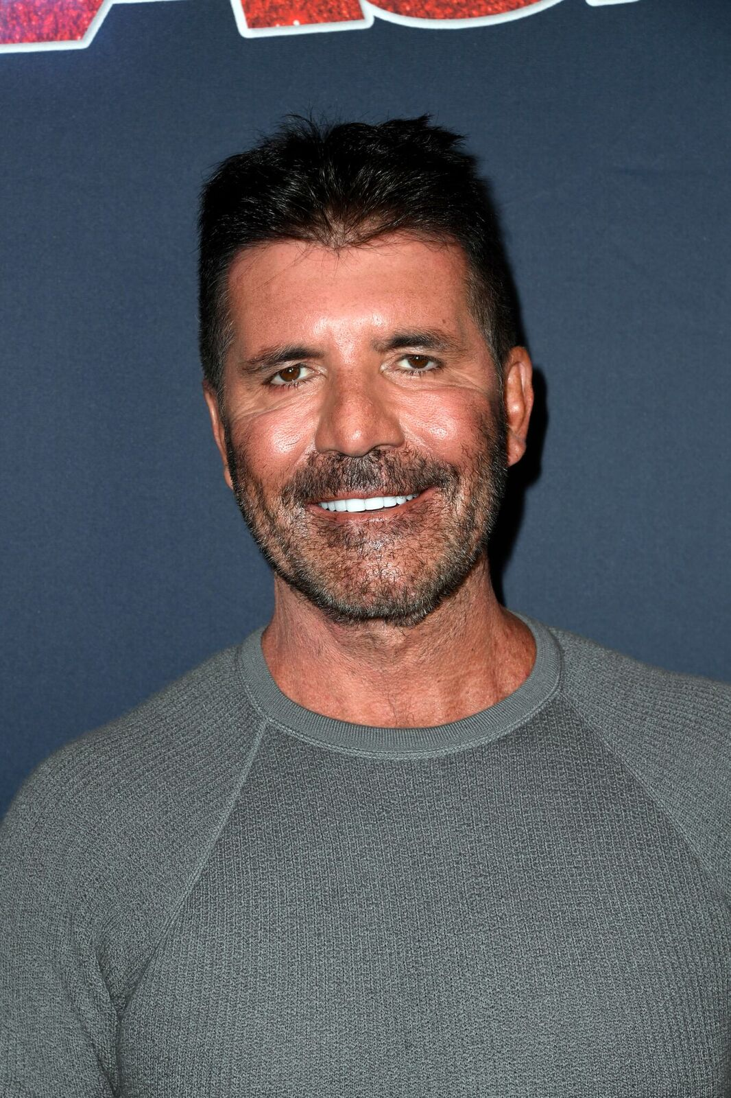 "Simon Cowell attends ""America's Got Talent"" Season 14 Live Show at Dolby Theatre on August 13, 2019
