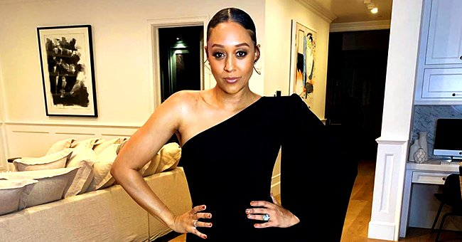 Tia Mowry from 'Sister, Sister' Shares Weight Loss Progress 18 Months after Giving Birth to Daughter Cairo