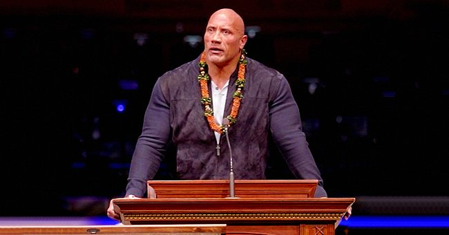 Dwayne Johnson Shares Video of His Emotional Eulogy at Dad Rocky's Funeral
