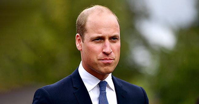 Prince William Shares Old Photo of Himself, Mom Princess Diana & Prince Harry on 999 Day in the UK