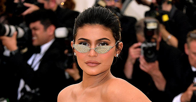 Kylie Cosmetics CEO Kylie Jenner and Daughter Stormi Dazzle in Gorgeous Dresses for Justin Bieber's Wedding