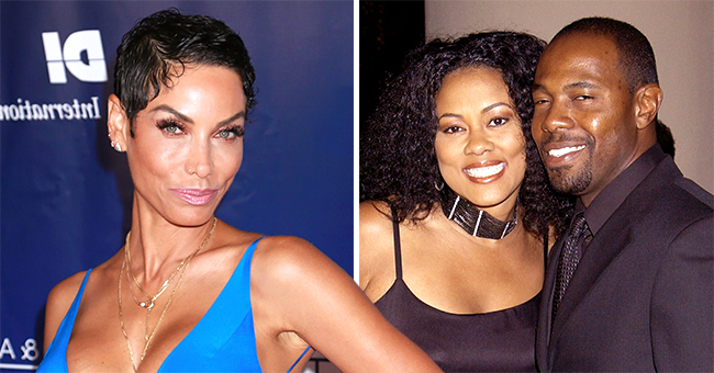 Nicole Murphy Apologizes for Kissing Lela Rochon's Husband Antoine Fuqua