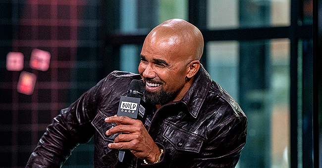 Actor Shemar Moore Appears in Behind-The-Scenes Video & Talks Reuniting with His SWAT Family