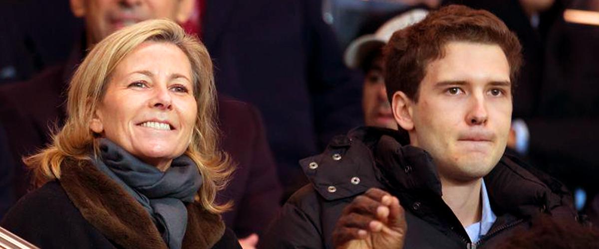 """Le fils de Claire Chazal avait quitté la France """"pour couper le cordon"""" avec les parents"""