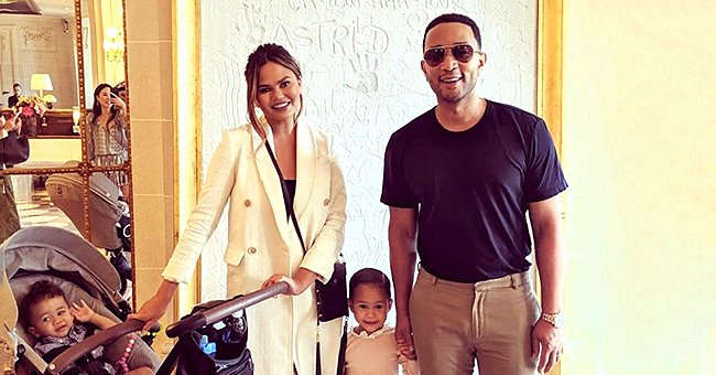 John Legend Opens up about His & Wife Chrissy's Journey to Parenthood and the Joy of Being a Dad to Luna & Miles