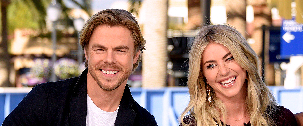 Inside Derek and Julianne Hough's Upcoming Holiday Special on NBC