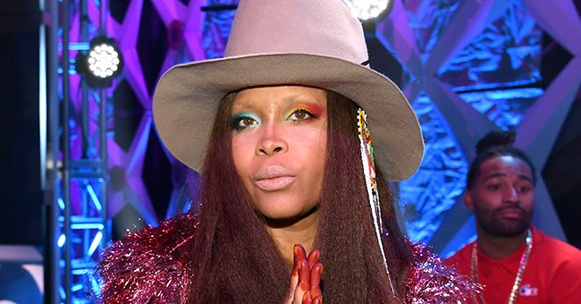 Erykah Badu & the DOC's Daughter Puma Looks like Mom's Sister in Recent Pic Together
