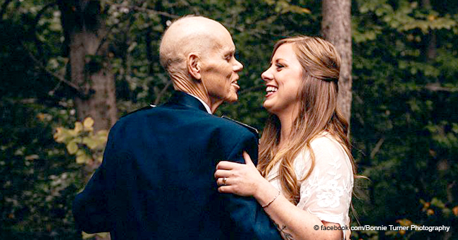 Bride Asks Photographer to Capture Her Dance with Terminally Ill Dad in a Last Minute Request