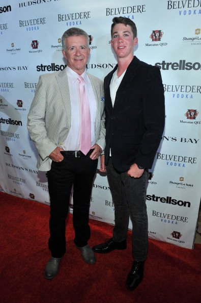 Alan Thicke and Carter Thicke at Shangri-La Hotel on June 26, 2014 in Toronto, Canada. | Photo: Getty Images