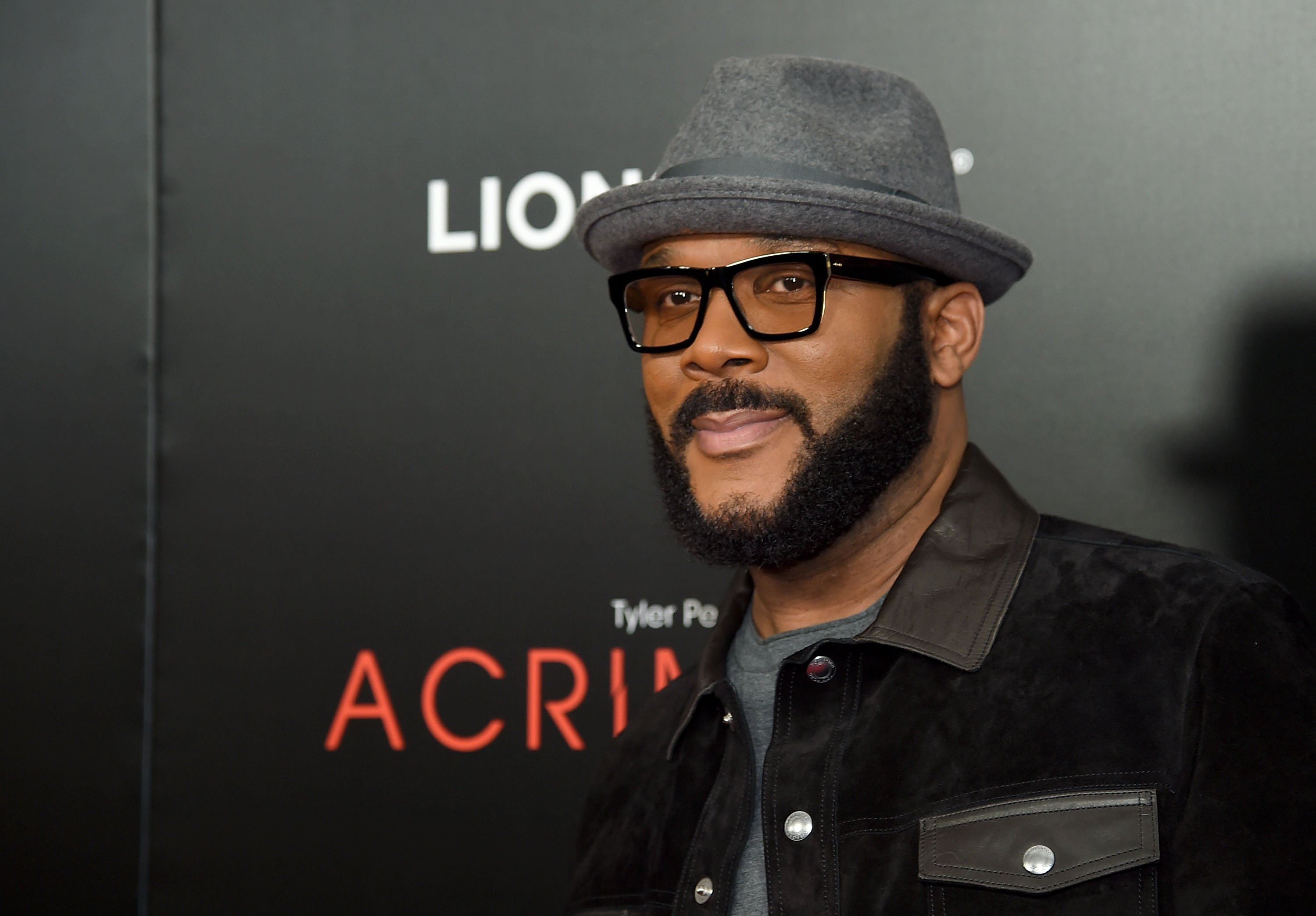 """: Director Tyler Perry attends the """"Acrimony"""" New York Premiere on March 27, 2018