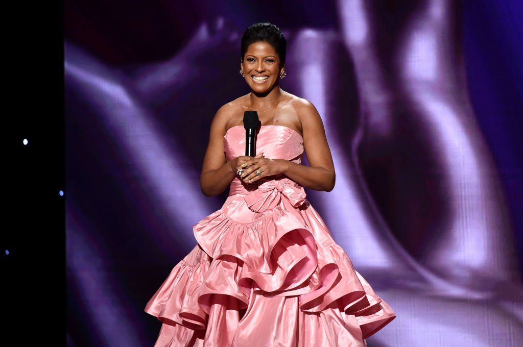 Tamron Hall at the 51st NAACP Image Awards in February 2020 | Photo: Getty Images