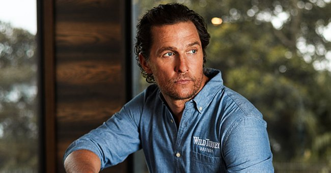 Here's Why Matthew McConaughey Says He Has Never Dated Any of His Co-stars