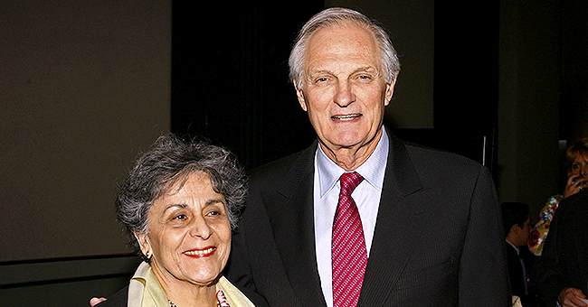 Alan Alda of MASH and His Wife Are Proud Parents of Three Beautiful Daughters