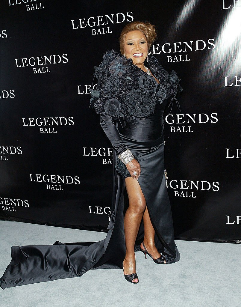 A glammed up Patti LaBell attending Oprah Winfrey's Legends Ball in 2005 as one of 25 women being honored. | Photo: Getty Images