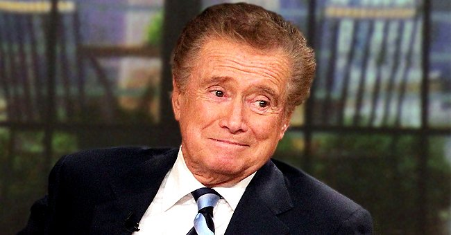 Regis Philbin Has Been Married for 49 Years to Wife Joy & He Reportedly Still Worships the Ground She Walks On