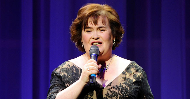Susan Boyle Admits That Asperger's Diagnosis Was 'Just a Relief' for Her in New Interview