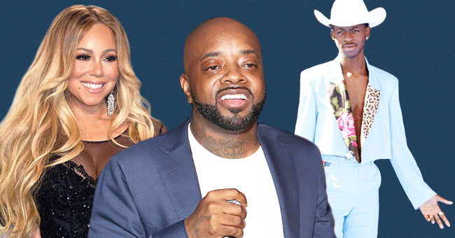 Jermaine Dupri Seemingly Shades Lil Nas X after Breaking Mariah Carey's Billboard Record