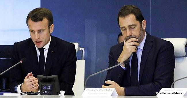 """Comment Emmanuel Macron, """"effaré"""" a appris le scandale de la boîte de nuit concernant Christophe Castaner"""