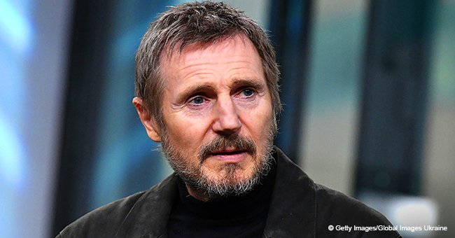 Liam Neeson confesses he once walked streets with a cosh hoping to kill a random black person