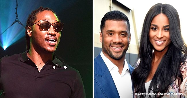 'I'm happy for them,' Future clarifies his criticism of Ciara & Russell Wilson's relationship