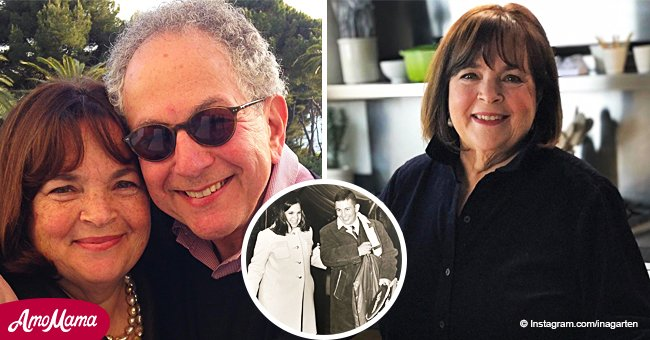 Ina Garten shares adorable photo taken with husband in honor of their 50th wedding anniversary