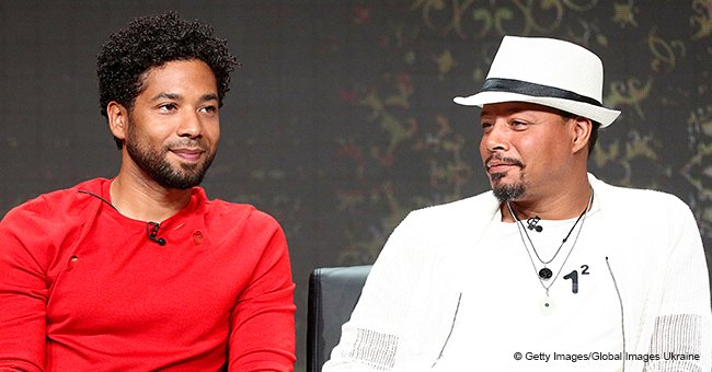 Terrence Howard Shows Support for Co-Star Jussie Smollett Amid Staged Attack Allegations