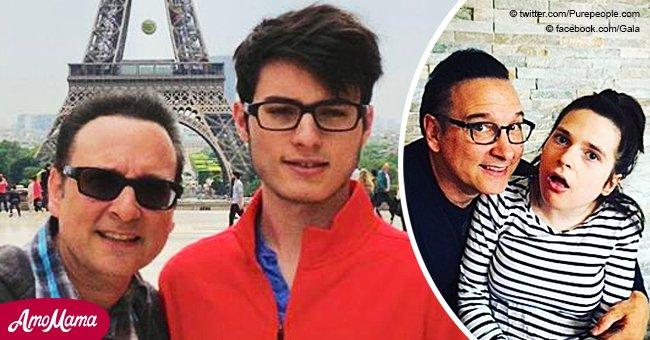 Jean-Marc Généreux (DALS): 'Mon fils a dû se construire malgré la maladie de sa soeur'