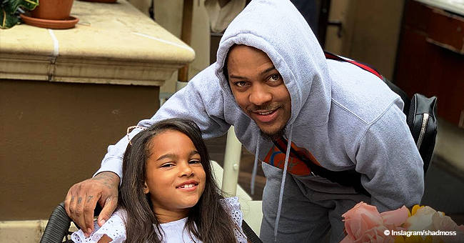 Bow Wow Shares Photos from Daughter Shai's 8th Birthday Party