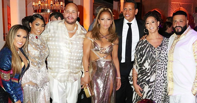 Jennifer Lopez Dances up a Storm at Her 50th Birthday Party in Star Island, Miami