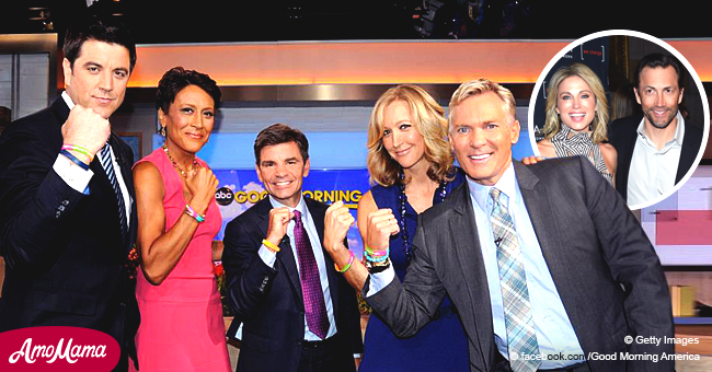 Meet 'Good Morning America's Anchors' Spouses