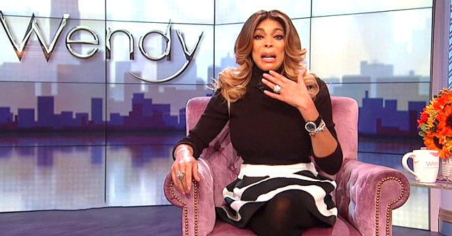 Wendy Williams Sheds Tears of Joy After Fun Night out with Blac Chyna (Video)