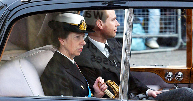 Story of Queen Elizabeth's Only Daughter Princess Anne's Fortitude