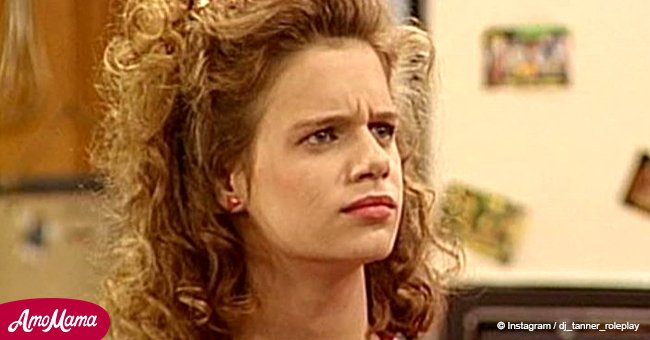 """Remember pretty Kimmy Gibbler from """"Full House""""? Now she's even more beautiful"""