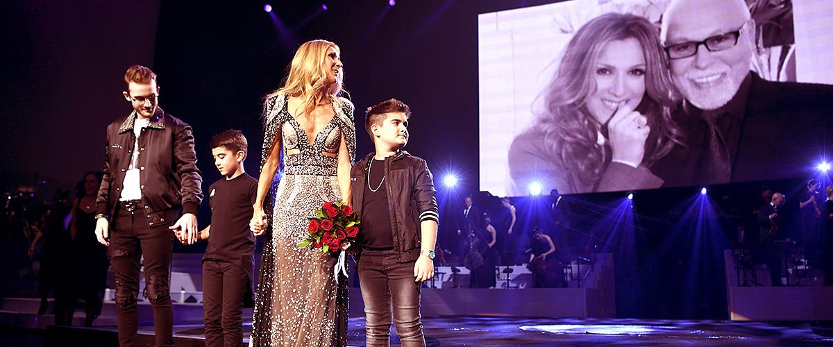 Les adieux de Celine Dion à Las-Vegas