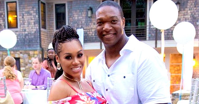 RHOP's Monique Samuels Responds to Rumors That Her Husband Isn't the Dad of Her Youngest Baby