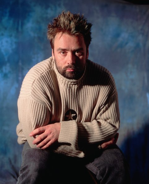 Luc Besson, pris à Munich, en Allemagne. | Photo : Getty Images