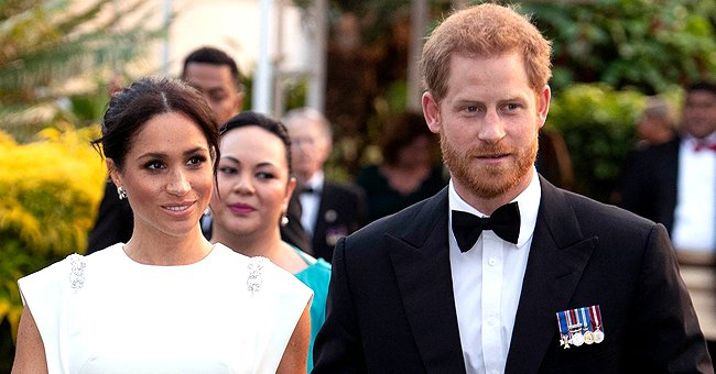 Express: Prince Harry & Meghan Markle Will at No Point Lose Their Royal Titles