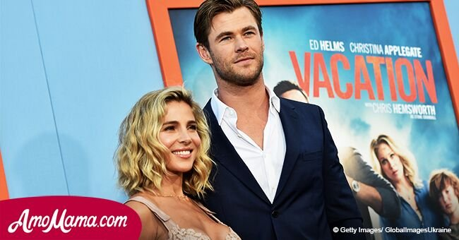 Chris Hemsworth shares a photo with his stunning wife after enjoying date night together