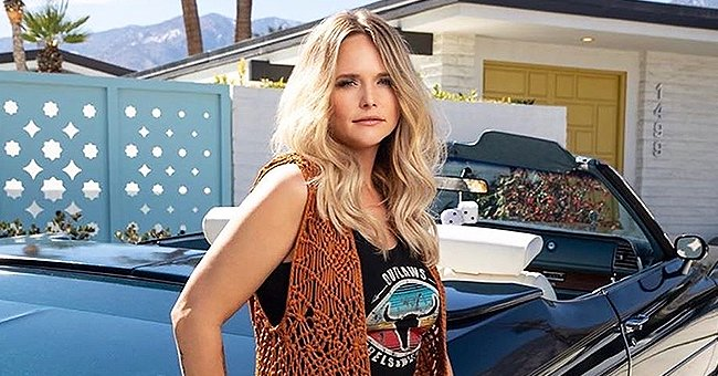 Miranda Lambert Says She Used Music as a Source of Comfort & Happiness during Quarantine