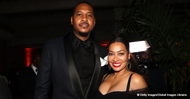 La La Anthony Speaks on Baby No. 2 with Carmelo Anthony