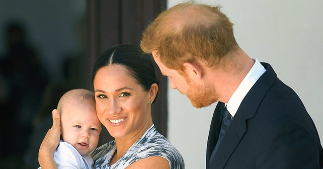 People: Meghan Markle & Prince Harry 'Prepared Archie' to Be a Big Brother to Lilibet Diana