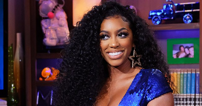 Check Out Porsha Williams' Daughter Pilar Jhena's Natural Afro in Adorable New Videos